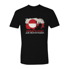 Joe Bonamassa World Shirt: Greenland
