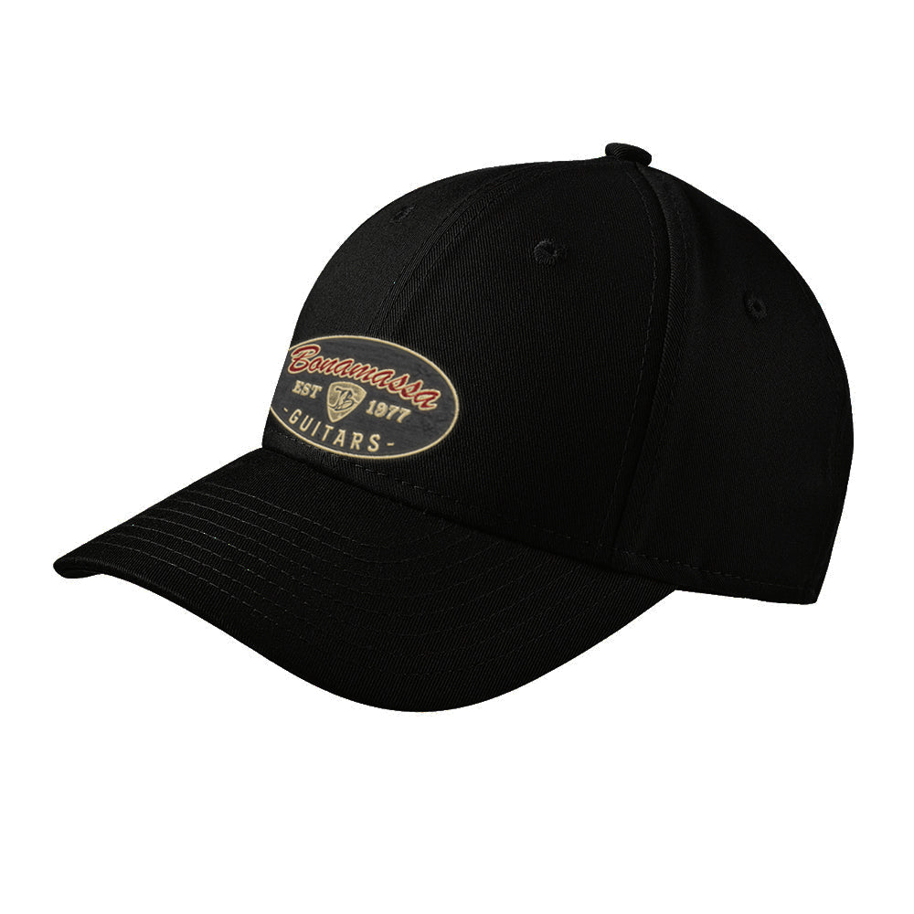 The Stamp New Era Hat - Black
