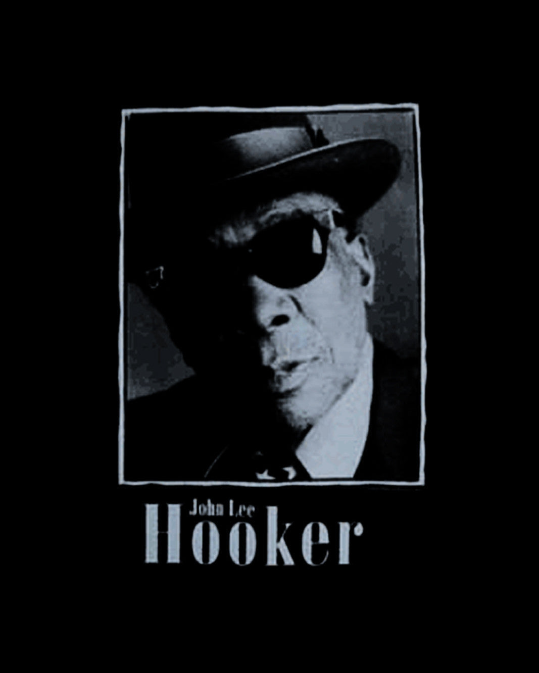 John Lee Hooker - Sunglasses T-Shirt (Men)