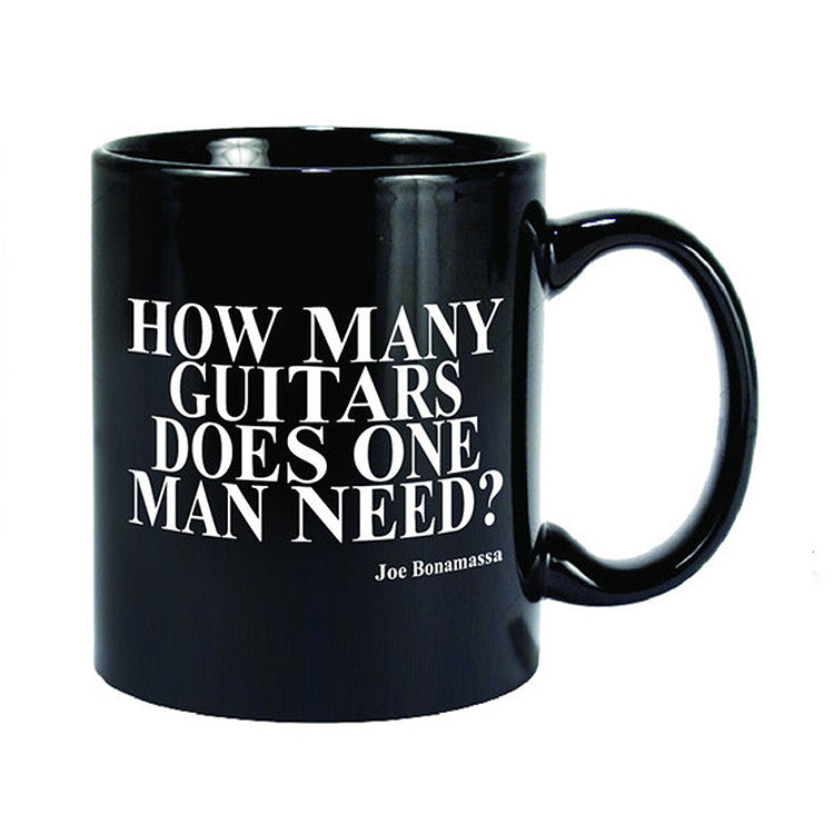 How Many Guitars Does One Man Need - Mug