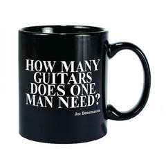 How Many Guitars Does One Man Need Mug