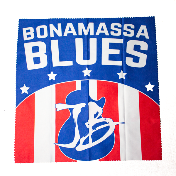 Bonamassa Blues Microfiber Cloth