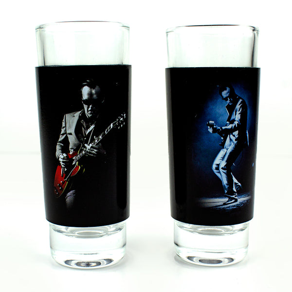 Bona- Litho Shot Glasses - 2 Piece Set V2