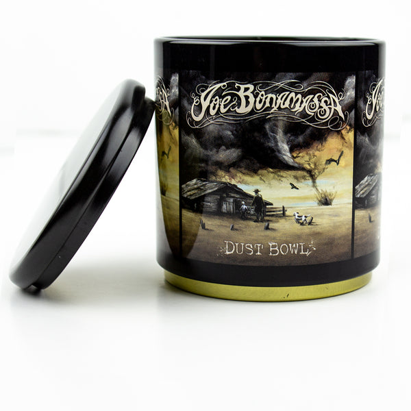 Dust Bowl Storage Tin