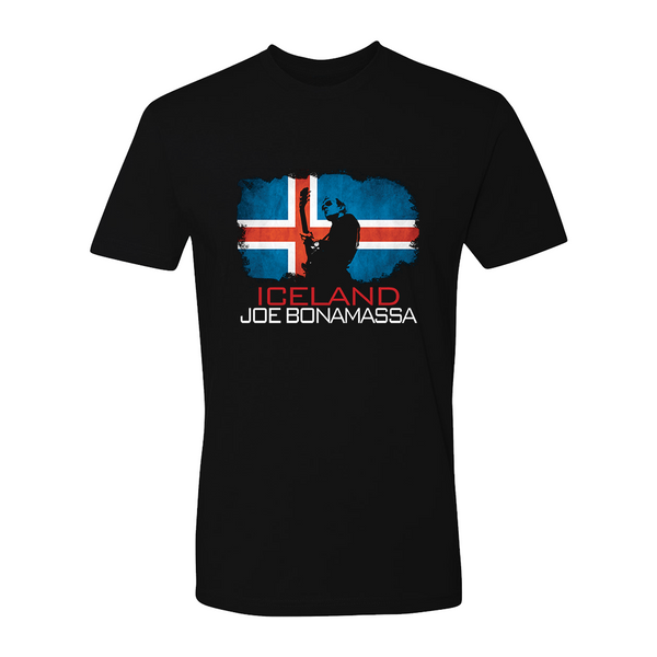Joe Bonamassa World Shirt: Iceland