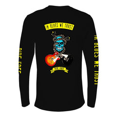 In Blues We Trust Long Sleeve (Men)