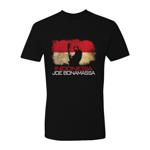 Joe Bonamassa World Shirt: Indonesia