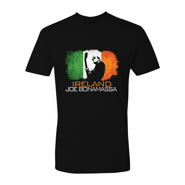 Joe Bonamassa World Shirt: Ireland