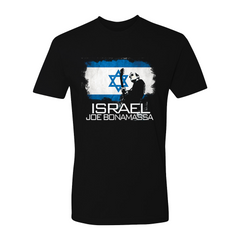 Joe Bonamassa World Shirt: Israel