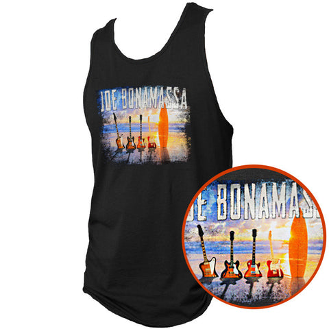 Bonamassa's Sunset Blues Tank (Unisex)