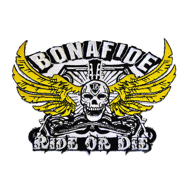JB Bona-Ride Patch