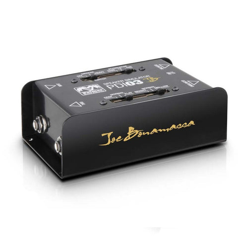 Joe Bonamassa Signature Model Guitar Speaker Simulator DI
