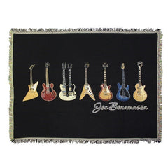 JB Guitars Blanket