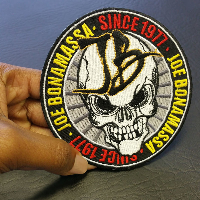 JB  Don't Fear the Reaper - Patch