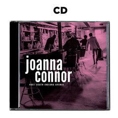 Joanna Connor: 4801 South Indiana Avenue (CD)(Released: 2021) ***PRE-ORDER***