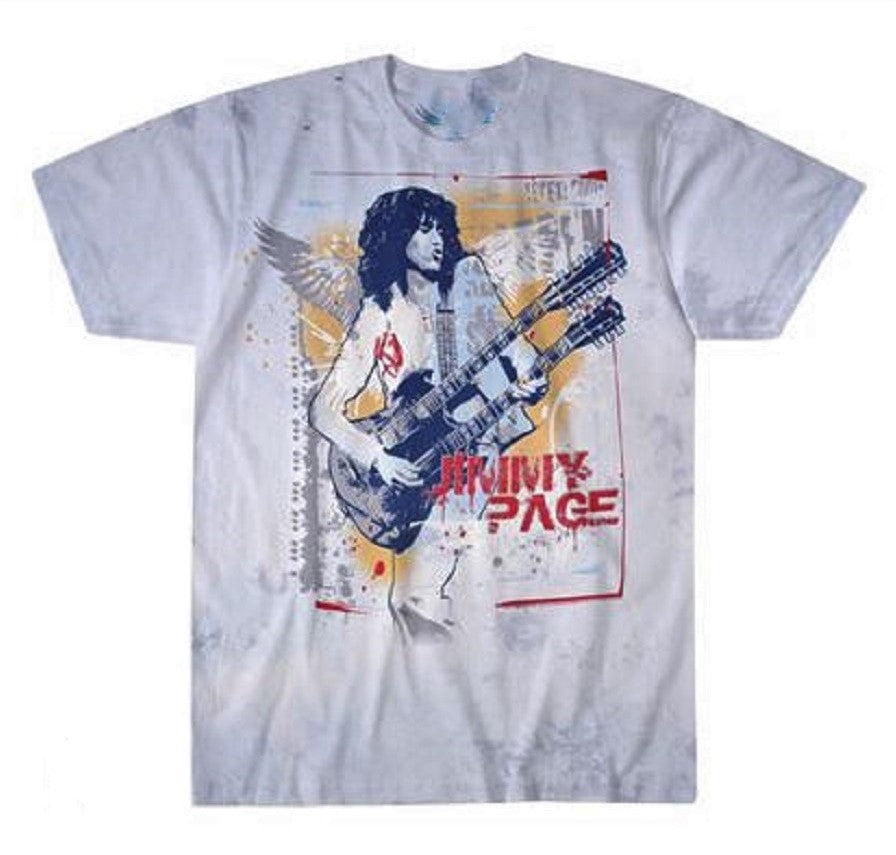 Jimmy Page - Double Your Pleasure T-Shirt (Men)