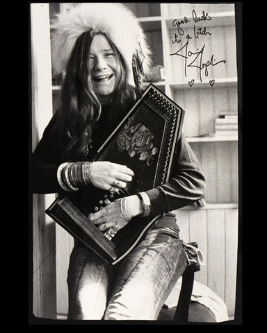 Janis Joplin - Good Luck (Men)