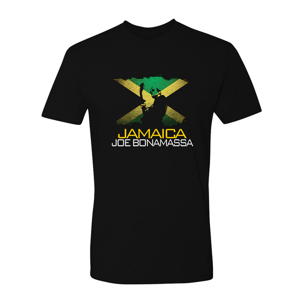 Joe Bonamassa World Shirt: Jamaica