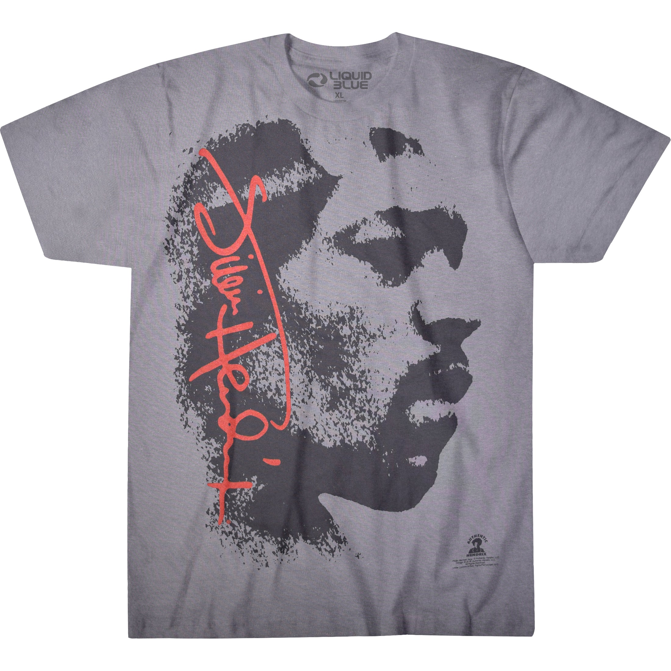 Jimi Hendrix - Hey Joe T-Shirt (Men)