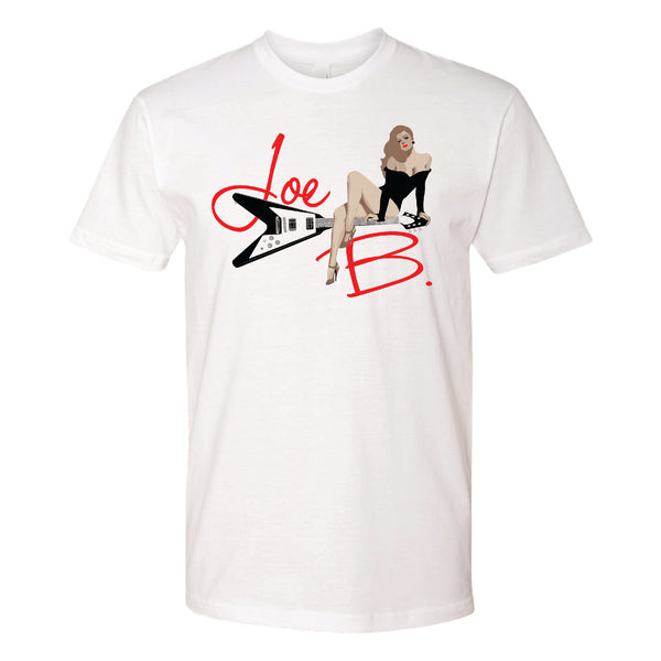 Joe Bonamassa Pin Up Girl T-Shirt (Unisex)