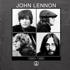 John Lennon - Collage 1940 - 1980