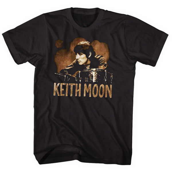Keith Moon - Ready Steady Go T-Shirt (Men)