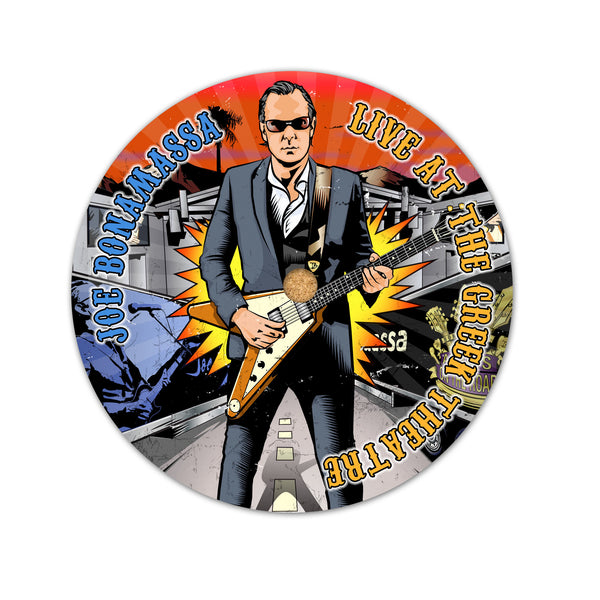 Live at the Greek Theatre Coaster / Fridge Magnet