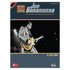 Legendary Licks Tab Book (Released: 2012)