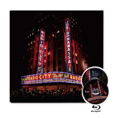 Live at Radio City Music Hall (CD/Blu-ray) (Released: 2015)