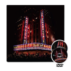 Live at Radio City Music Hall (CD/DVD) (Released: 2015)
