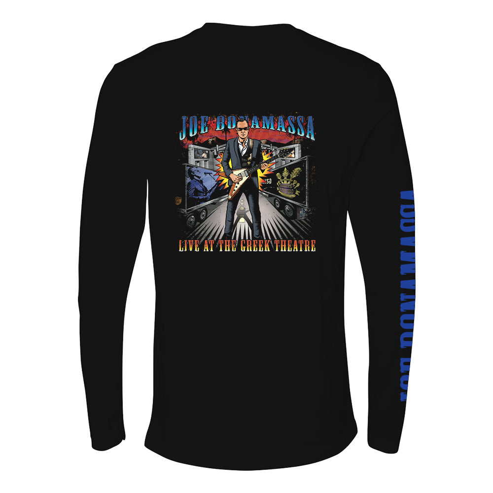 Live at the Greek Theatre Long Sleeve (Men)