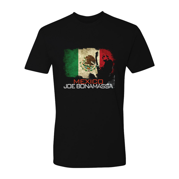 Joe Bonamassa World Shirt: Mexico