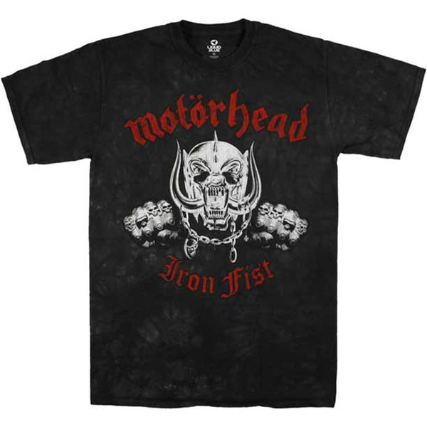 Motorhead - Iron Fist T-Shirt (Men)