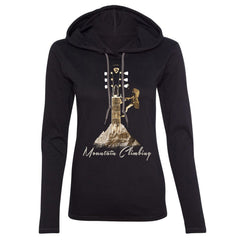Mountain Climbing Hooded Long Sleeve (Women)