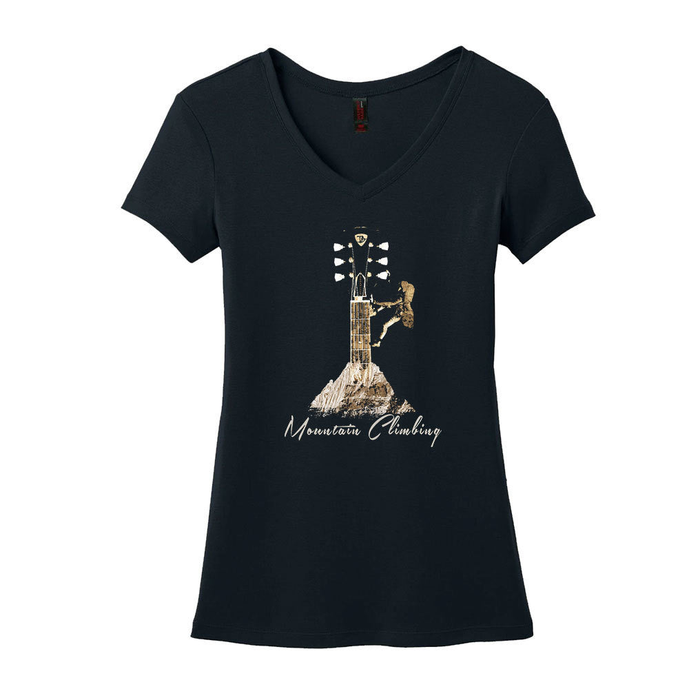Mountain Climbing V-Neck (Women)