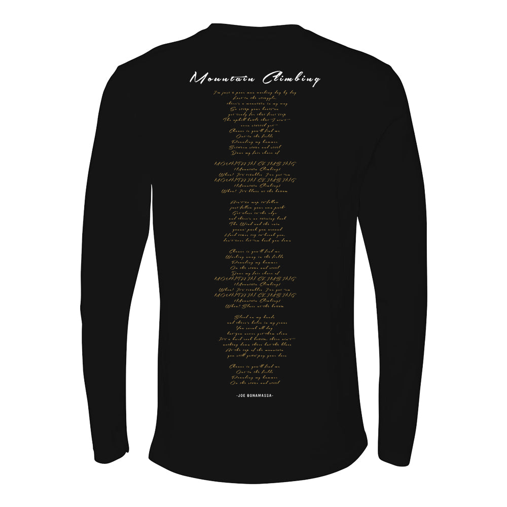 Mountain Climbing Long Sleeve (Men)