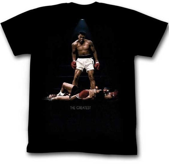 Muhammad Ali - The Greatest T-Shirt (Men)