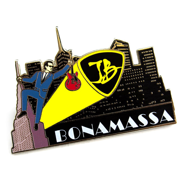 Blues Defender Pin