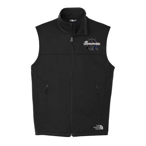 Triple Flying V - The North Face Ridgeline Soft Shell Vest (Men) - Black