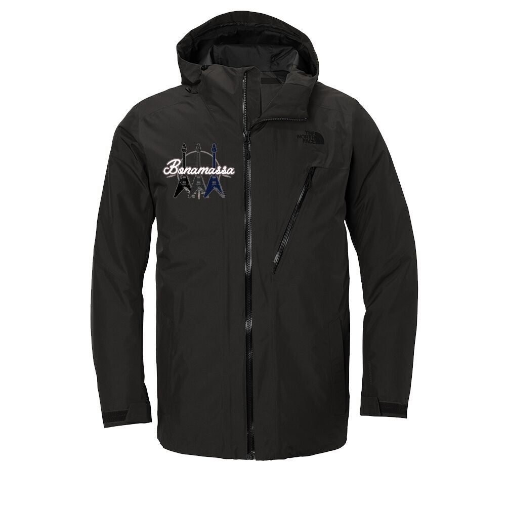 Triple Flying V - The North Face Ascendent Insulated Jacket (Men) - Black