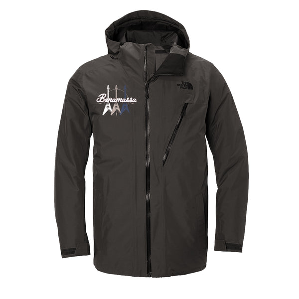 Triple Flying V - The North Face Ascendent Insulated Jacket (Men) - Asphalt Grey