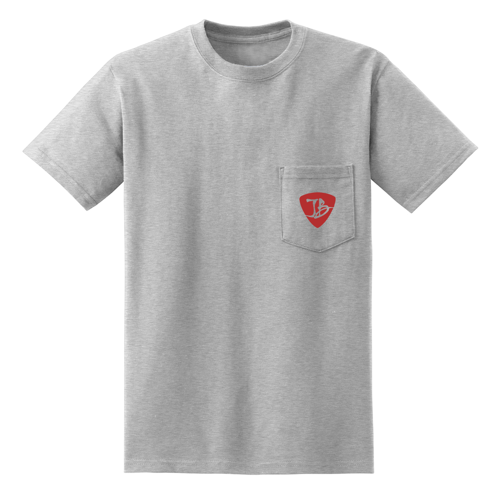 Official Blues Provider Pocket T-Shirt (Unisex) - Ash