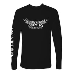Black Country Communion Logo Long Sleeve (Men)