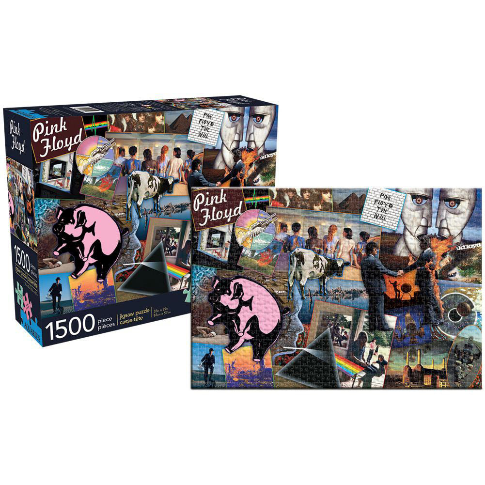 Pink Floyd's Greatest Hits Puzzle