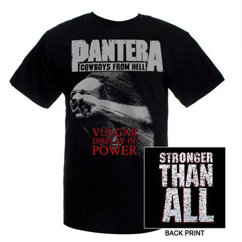 Pantera - Vulgar Display of Power T-Shirt (Men)