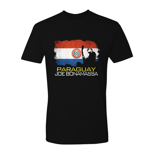 Joe Bonamassa World Shirt: Paraguay