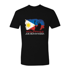 Joe Bonamassa World Shirt: Philippines