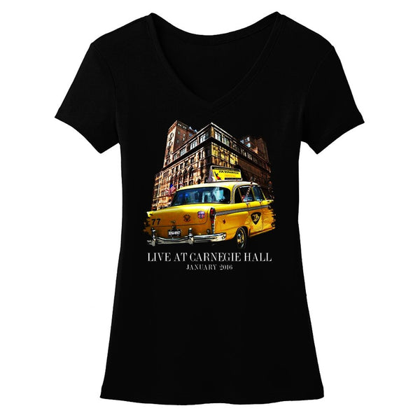 """Carnegie Hall, Please!"" V-Neck (Women)"