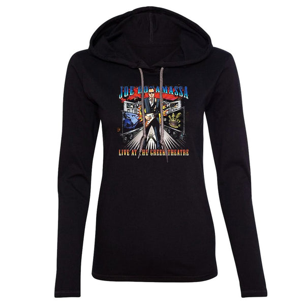 Live at the Greek Theatre Hooded Long Sleeve (Women)
