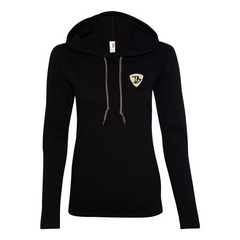 JB Guitars Hooded Long Sleeve (Women)